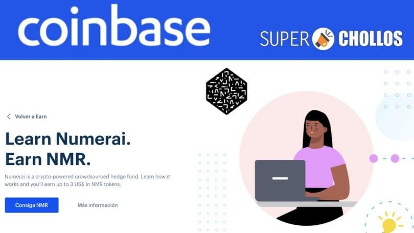 oferta numerai gratis coinbase SuperChollos