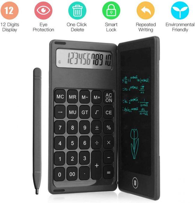 Calculadora y tableta plegable barata scaled SuperChollos