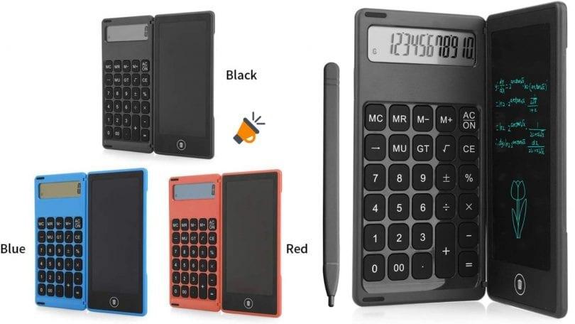 oferta Calculadora y tableta plegable barata SuperChollos