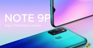 oferta Ulefone Note 9P barato SuperChollos