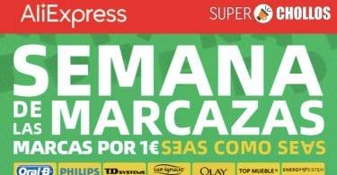 ofertas semana marcazas aliexpress SuperChollos