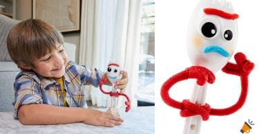 OFERTA Forky Parlanchi%CC%81n Toy Story barato SuperChollos