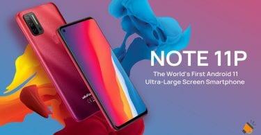 oferta Ulefone Note 11P barato SuperChollos