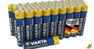 oferta pilas Pilas VartaLR03 AAA baratas SuperChollos
