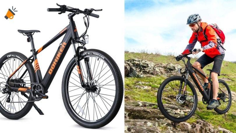 oferta Bicicleta ele%CC%81ctrica Fafress barata SuperChollos