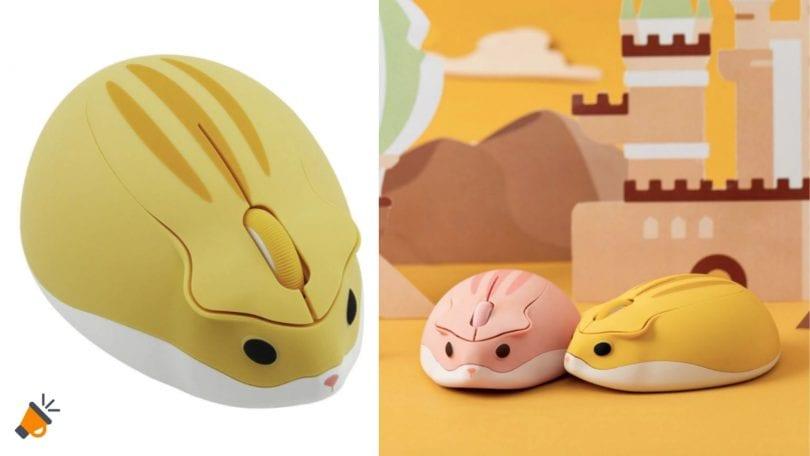 oferta Mouse inala%CC%81mbrico Chyi barato barato SuperChollos