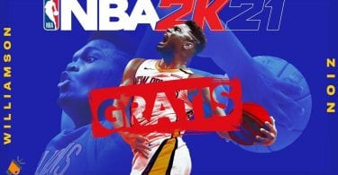 NBA 2K21 GRATIS SuperChollos