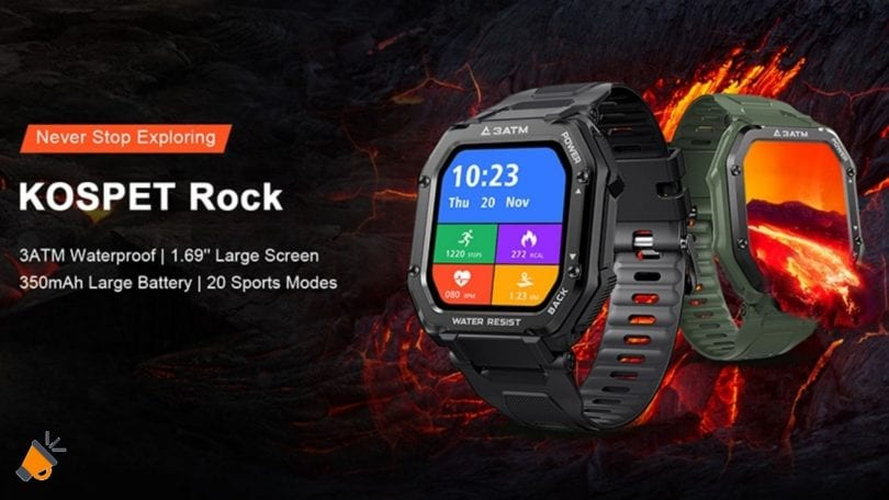 oferta Kospet Rock barato SuperChollos
