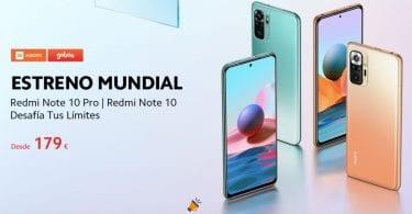 Xiaomi Redmi Note 10 SuperChollos