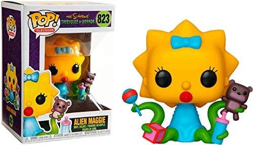 Funko Pop Maggie Alien barato SuperChollos