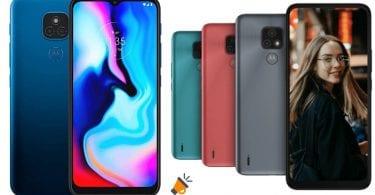 oferta Motorola Moto E7 barato SuperChollos
