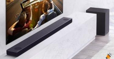 oferta Barra sonido LG SN4 barata SuperChollos