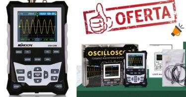 oferta Osciloscopio Digital kkmoon barato SuperChollos