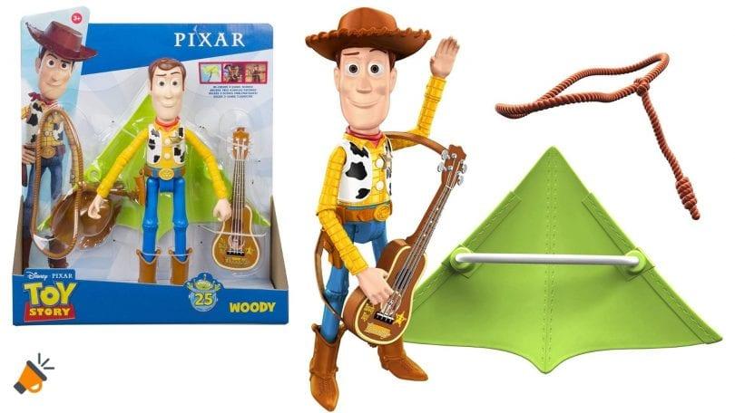 oferta toy story woody 25 aniversario barato SuperChollos