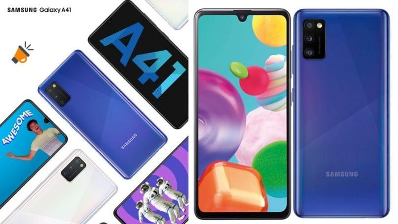 oferta Samsung Galaxy A41 barato SuperChollos