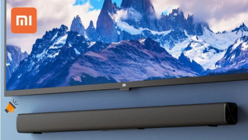 oferta Xiaomi Redmi TV SoundBar barata SuperChollos