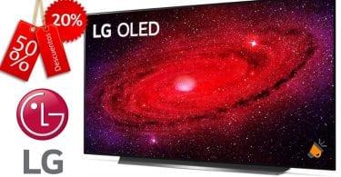 oferta LG OLED77CX3LA barata SuperChollos