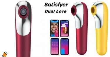oferta Satisfyer Dual Love barato SuperChollos