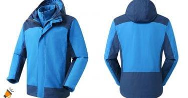 oferta chaqueta Camping Hiking barata SuperChollos