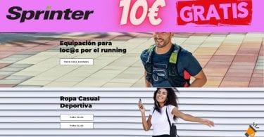 sprinter cupo%CC%81n 10 euros SuperChollos