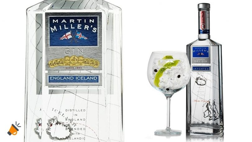 oferta ginebra Martin Millers barata SuperChollos