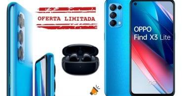 oferta OPPO Find X3 Lite barato SuperChollos