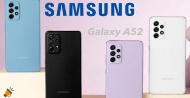 oferta Samsung Galaxy A52 barato SuperChollos