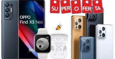 oferta Oppo Find X3 Neo barato SuperChollos