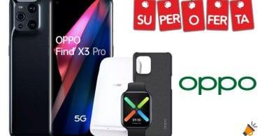 oferta OPPO Find X3 Pro barato SuperChollos