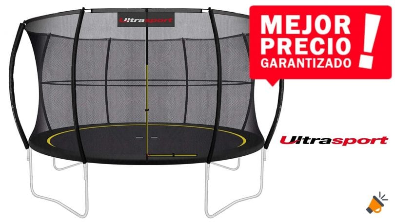 oferta Ultrasport xl Cama ela%CC%81stica barata SuperChollos