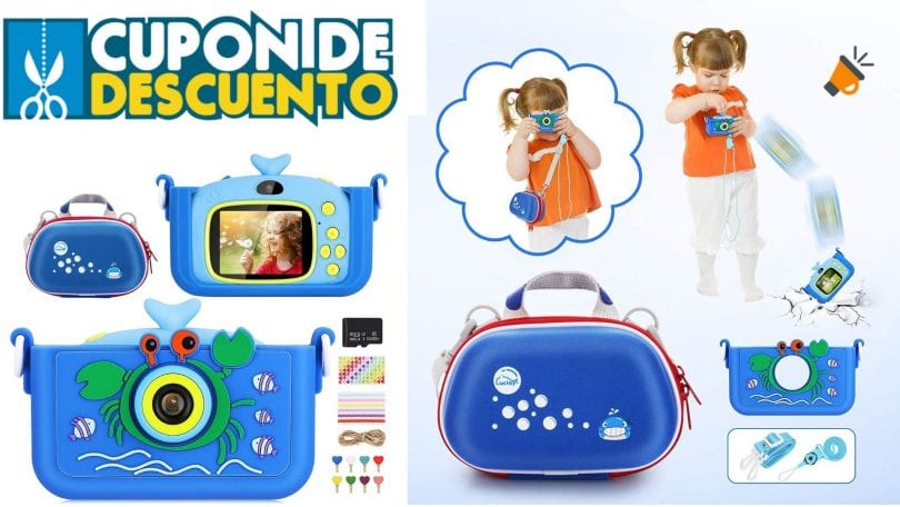 oferta Ca%CC%81mara infantil Luclay barata SuperChollos