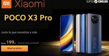 oferta Xiaomi Poco X3 Pro barata SuperChollos