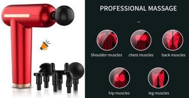 oferta Coriver Pistola de masaje barata SuperChollos