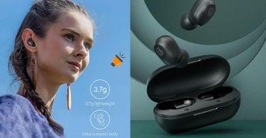 oferta auriculares Haylou GT2S baratos SuperChollos