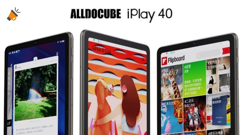 oferta Alldocube iPlay 40 barata SuperChollos