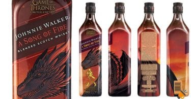 oferta Johnnie Walker Song of Fire barato SuperChollos
