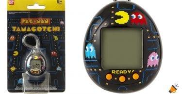 oferta Tamagotchi Pac Man barato SuperChollos