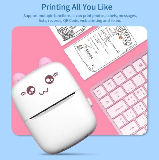 impresora portatil SuperChollos