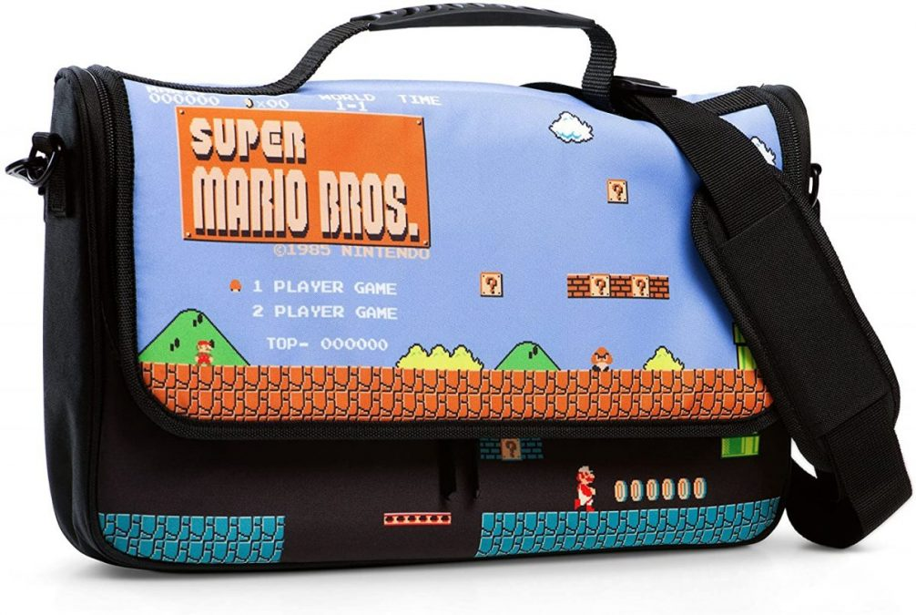 Bandolera Super Mario Bros barato scaled SuperChollos