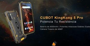 oferta Cubot KingKong 5 Pro barato SuperChollos