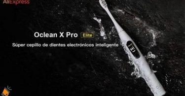 oferta Oclean X Pro Elite barato SuperChollos