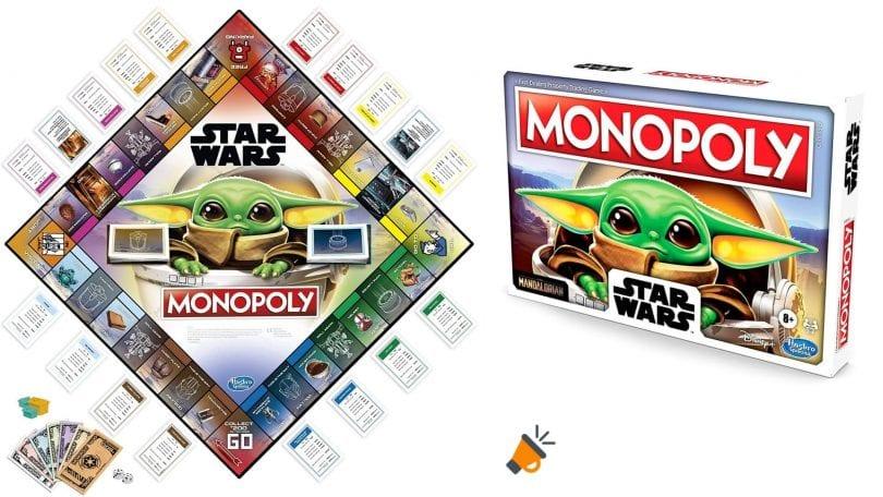 oferta Monopoly The Child barato SuperChollos