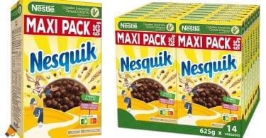 oferta cereales nesquik baratos SuperChollos