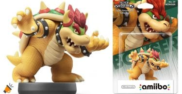 oferta Bowser de Super Smash Bros barato SuperChollos