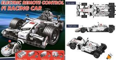 oferta coche Technic RC de Erbo barato SuperChollos