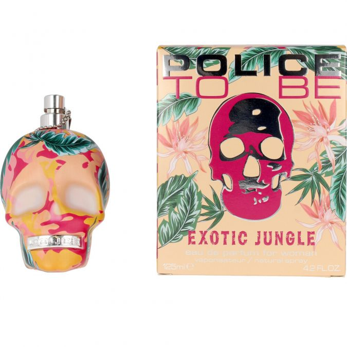 Police Exotic Jungle Woman SuperChollos