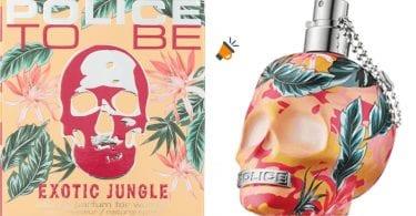 oferta police Exotic Jungle Woman barata SuperChollos