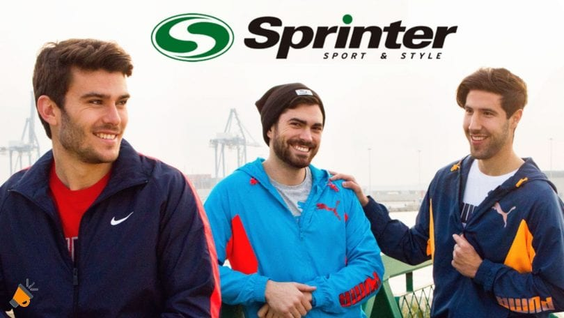 ofertas sprinter chandals baratos SuperChollos