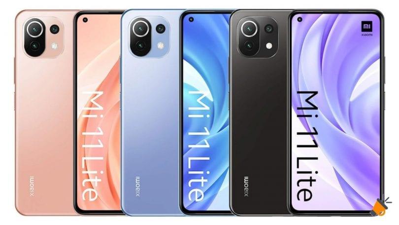 oferta Xiaomi Mi 11 Lite barato SuperChollos