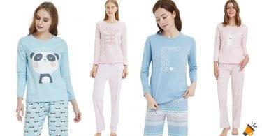 oferta pijamas mujer barato SuperChollos